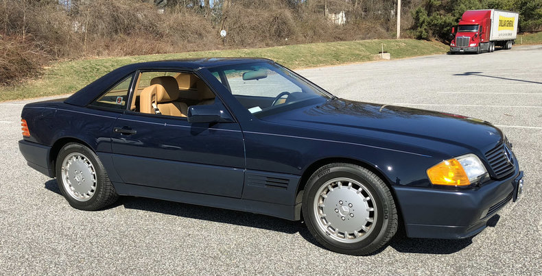 24168ed2579c8 low res 1991 mercedes benz 300 sl
