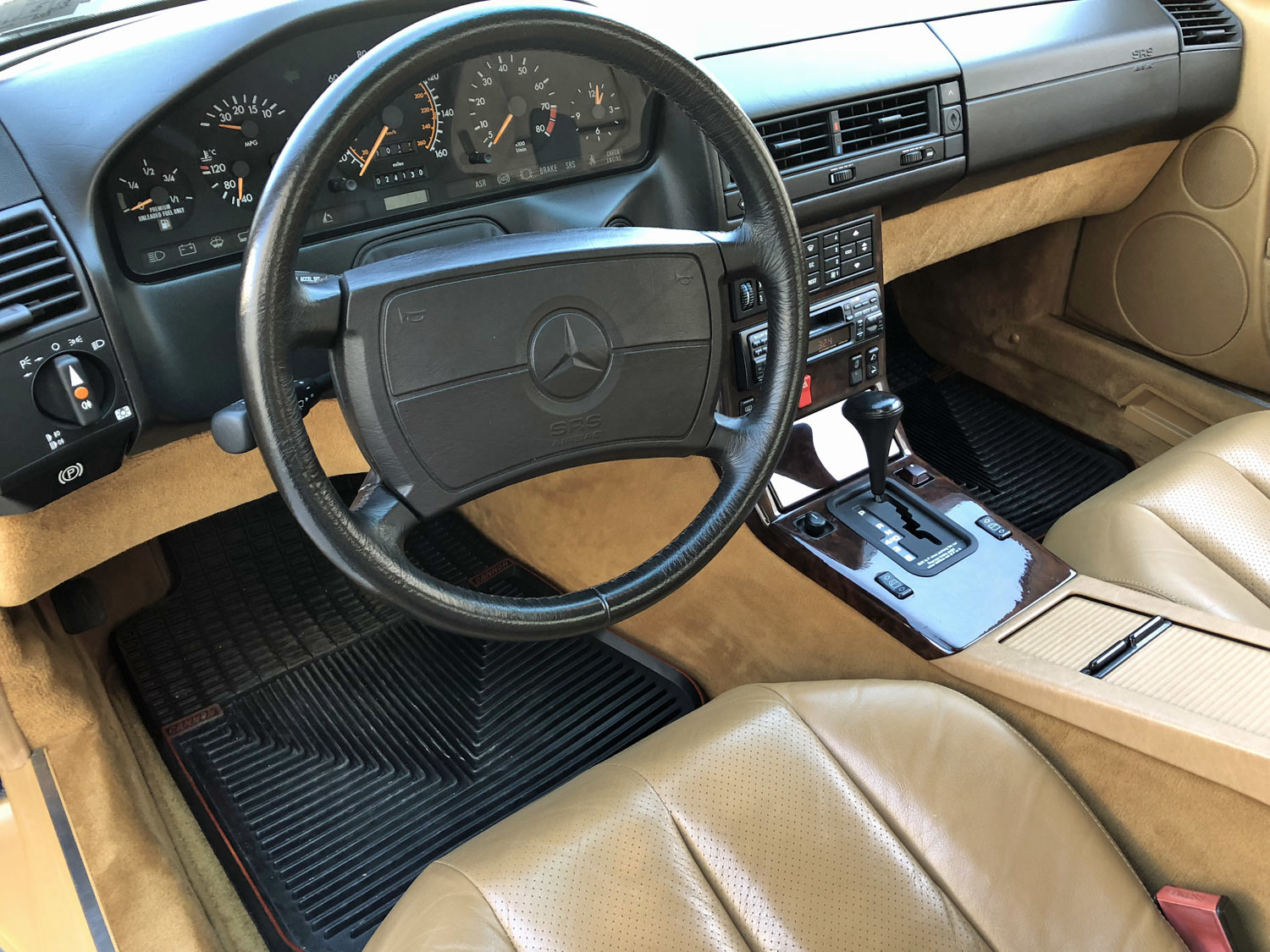 1991 Mercedes-Benz 300 SL