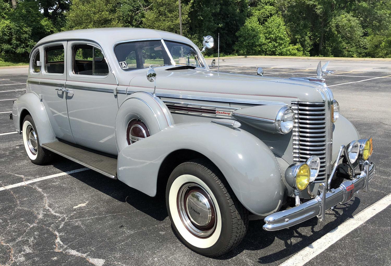 1938 Buick Century for sale #91414 | MCG
