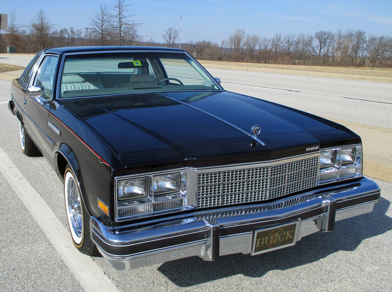 B B Low Res on 1973 Buick Electra 225