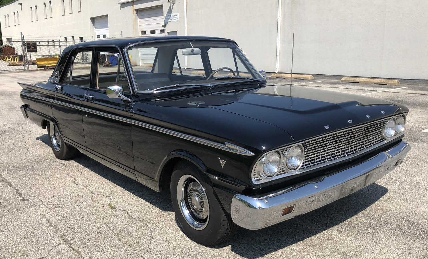 For sale 1963 ford fairlane