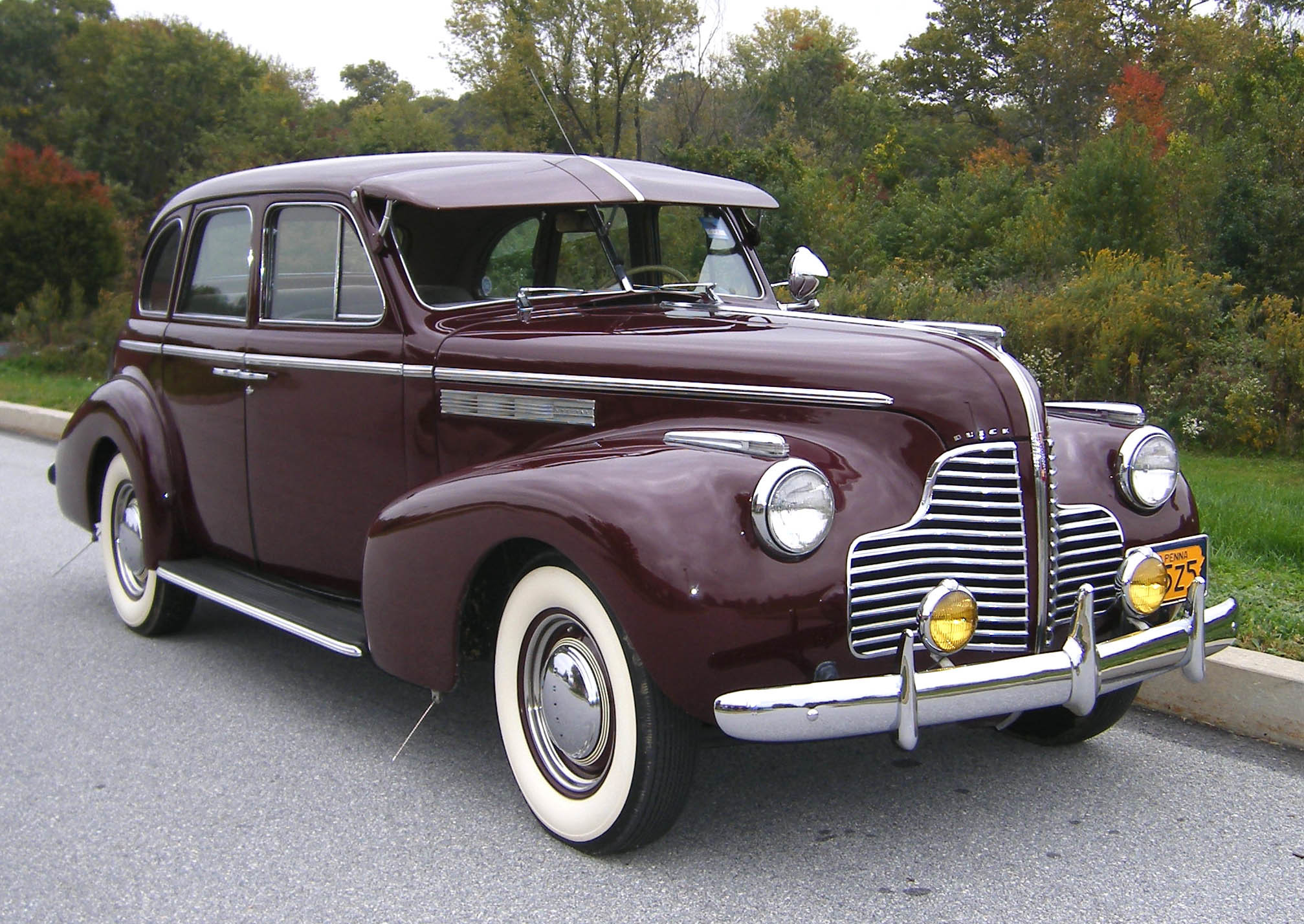 1940 Buick Special