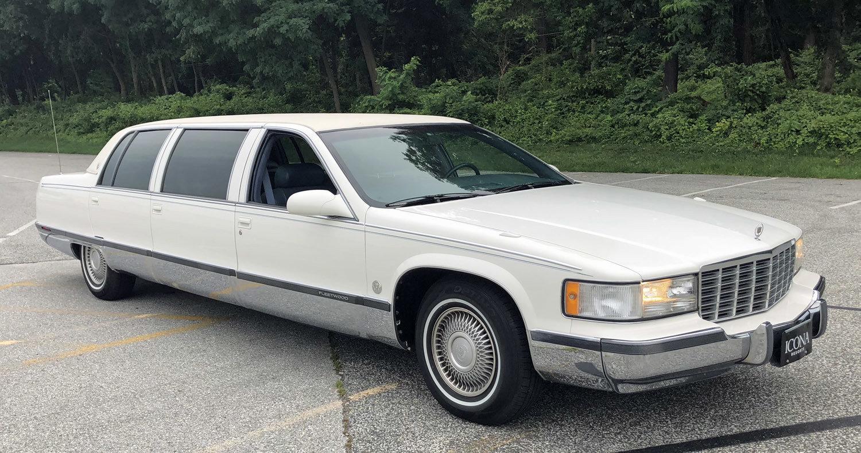 25576916689b5 hd 1996 cadillac limousine