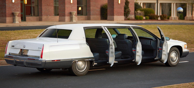 1996 Cadillac Limousine