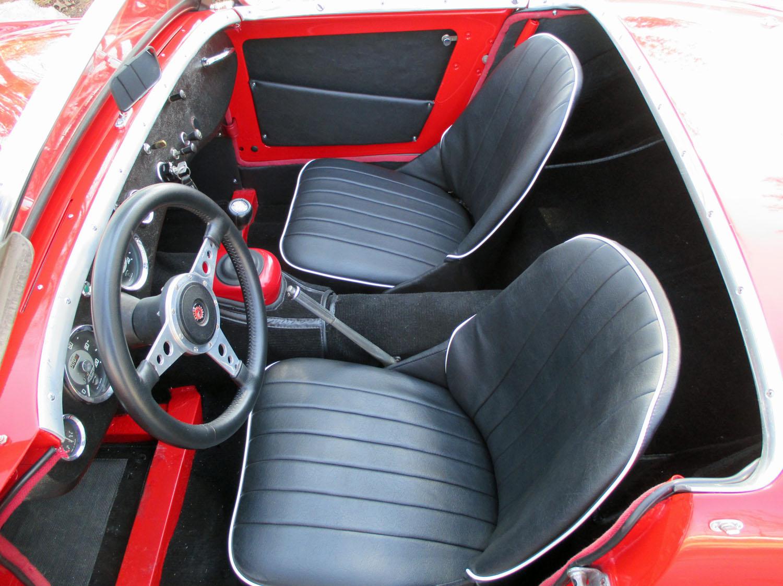 1961 Austin-Healey Bugeye