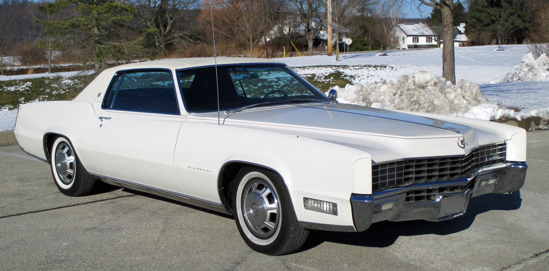 1967 Cadillac Eldorado | Connors Motorcar Company