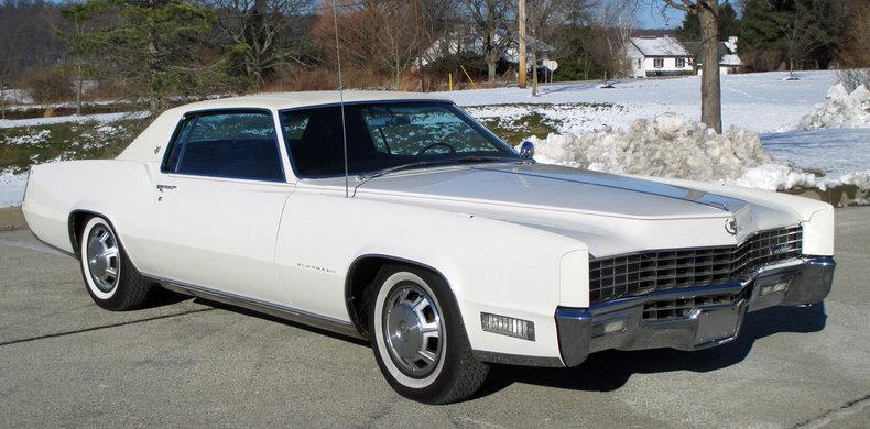 1967 Cadillac Eldorado Connors Motorcar Company