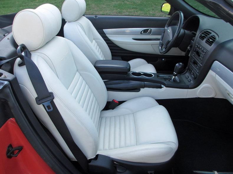 2003 2003 Ford Thunderbird For Sale