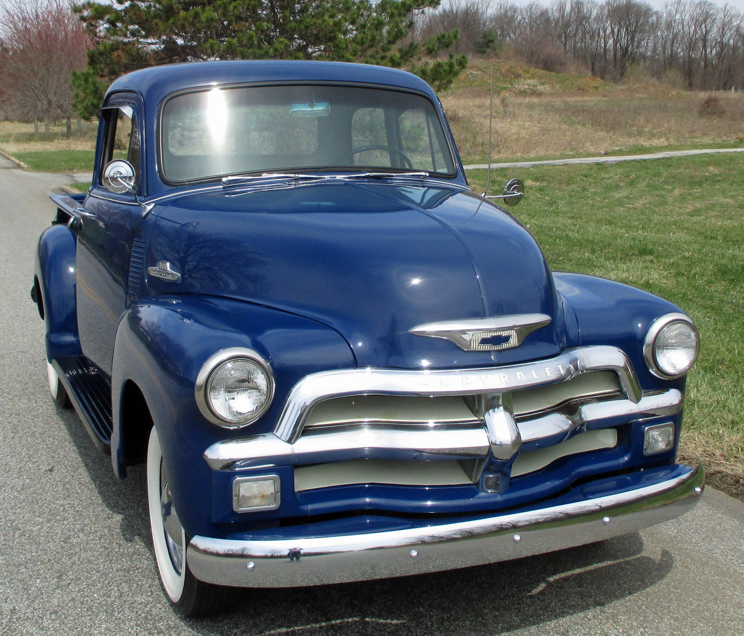 1955 Chevrolet 1 2 Ton Pickup Connors Motorcar Company