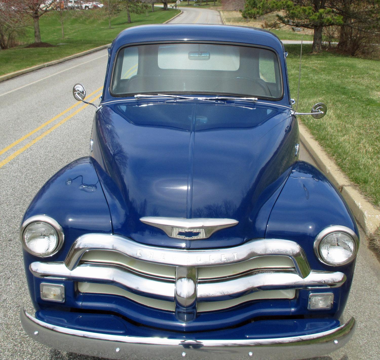 1955 Chevrolet 1/2-Ton Pickup