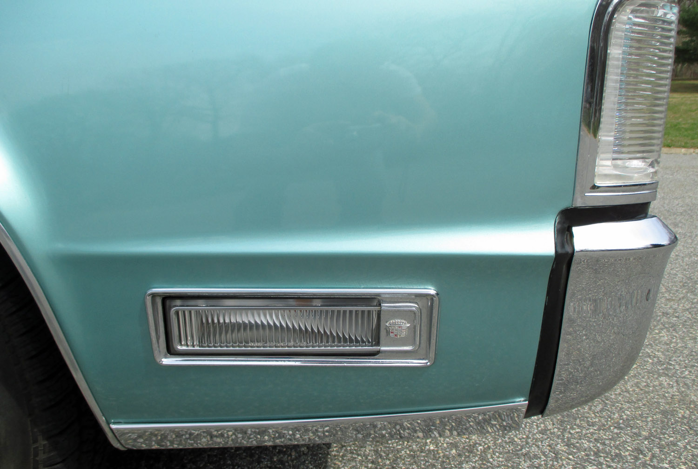 1968 Cadillac Eldorado