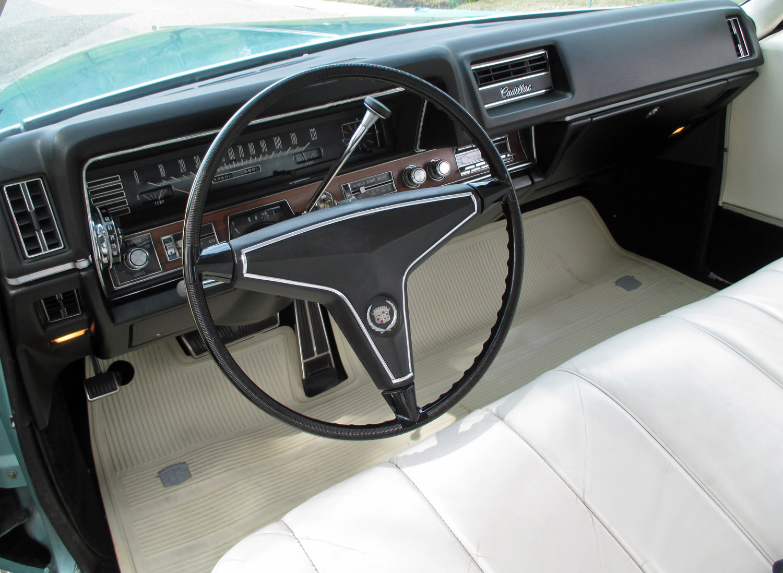 1968 Cadillac Eldorado Connors Motorcar Company