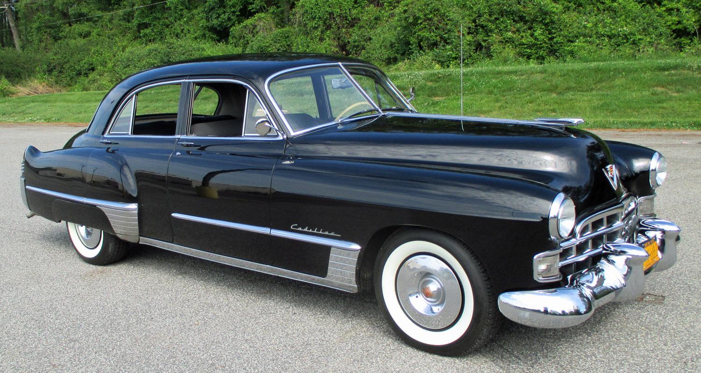 1948 Cadillac Series 62 Connors Motorcar Company