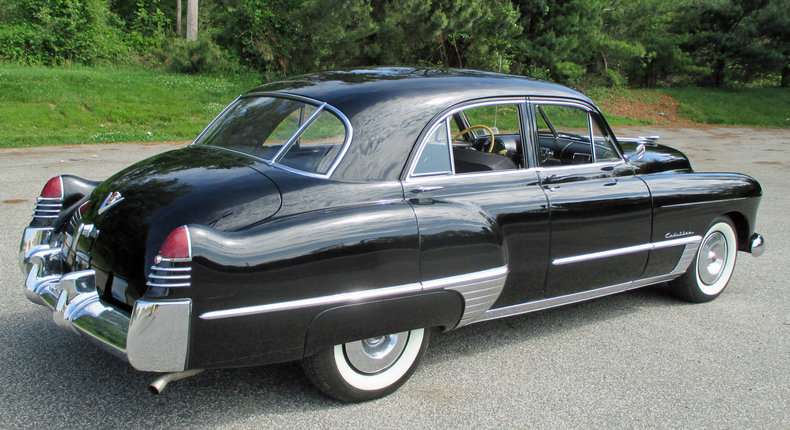 1948 1948 Cadillac Series 62 For Sale