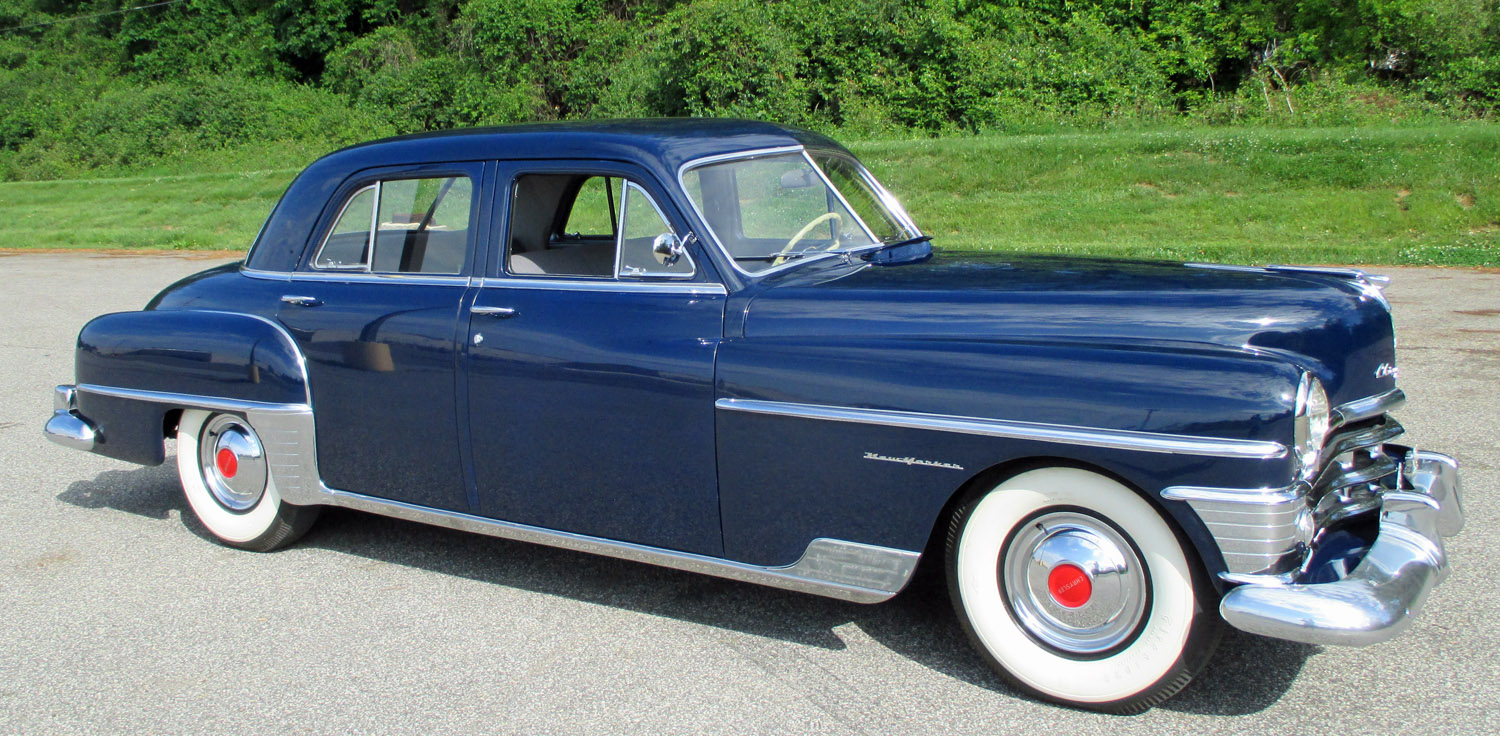 1950 Chrysler New Yorker Connors Motorcar Company
