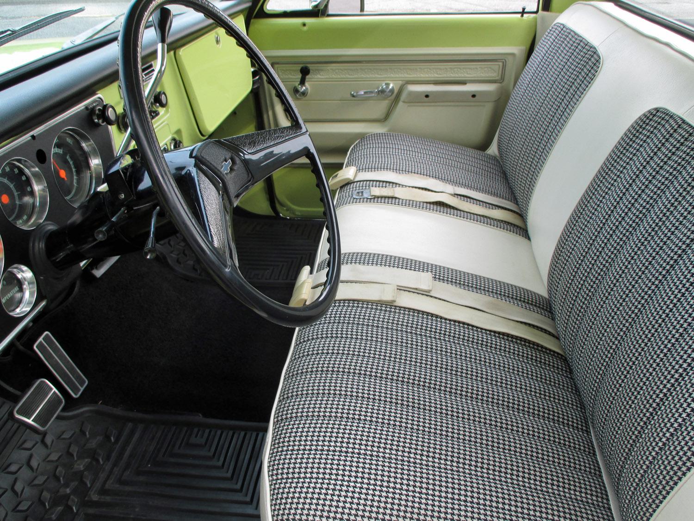 1972 Chevrolet 1/2-Ton Pickup