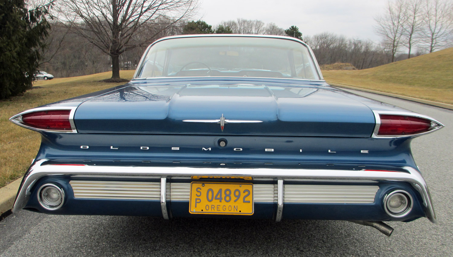 1960 Oldsmobile 88 Connors Motorcar Company