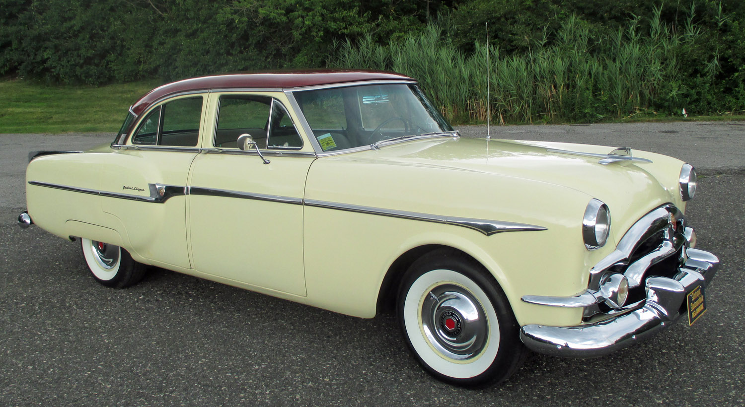 White Tire Paint >> 1953 Packard Clipper | Connors Motorcar Company