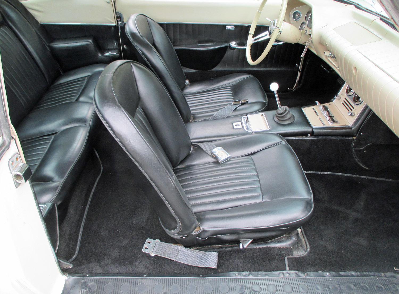 1963 Studebaker Avanti Connors Motorcar Company