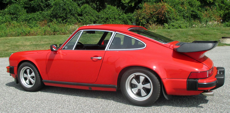 1981 Porsche 911