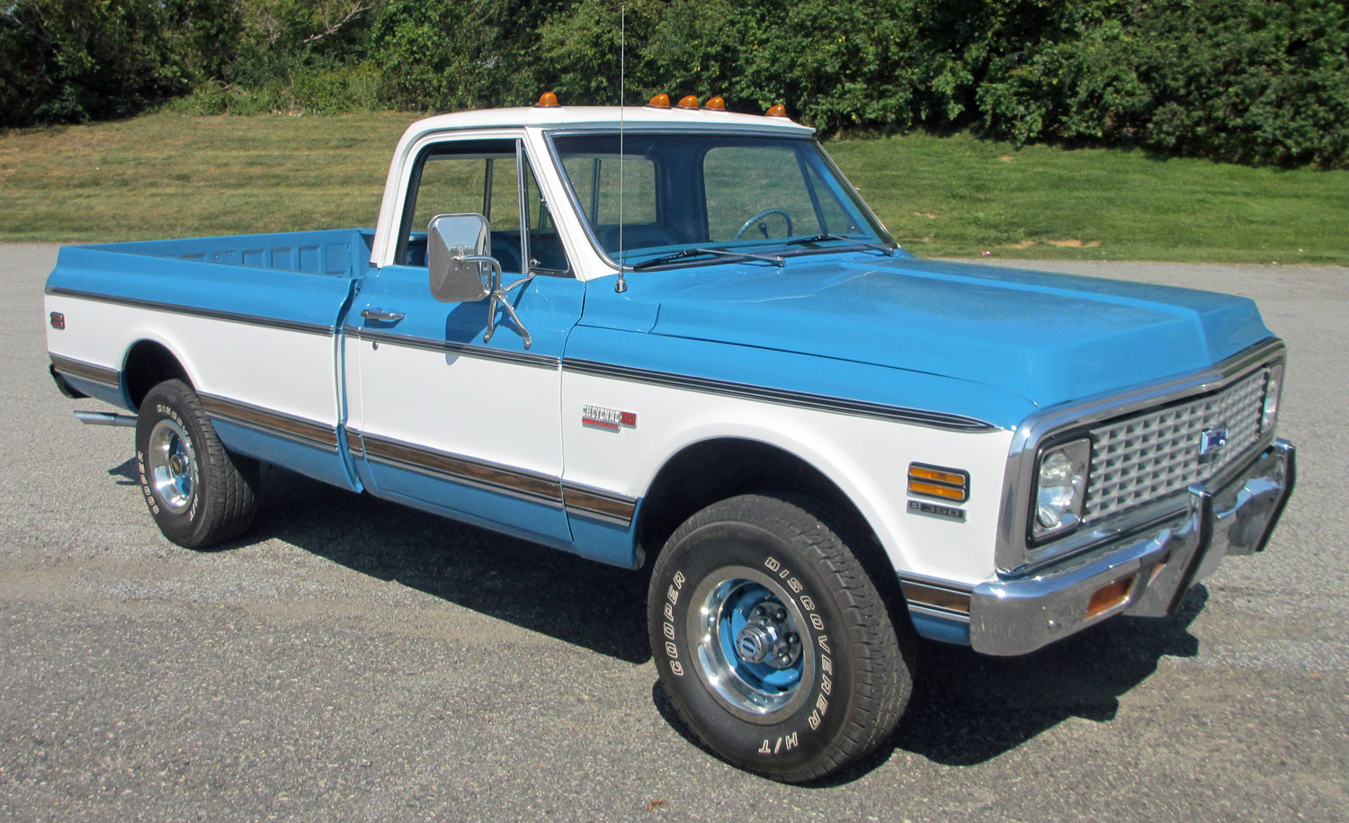 1972 Chevrolet 1/2-Ton Pickup | Connors Motorcar Company