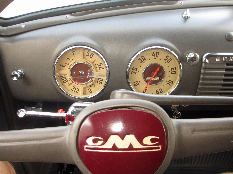 1949 GMC 1/2 Ton Pickup