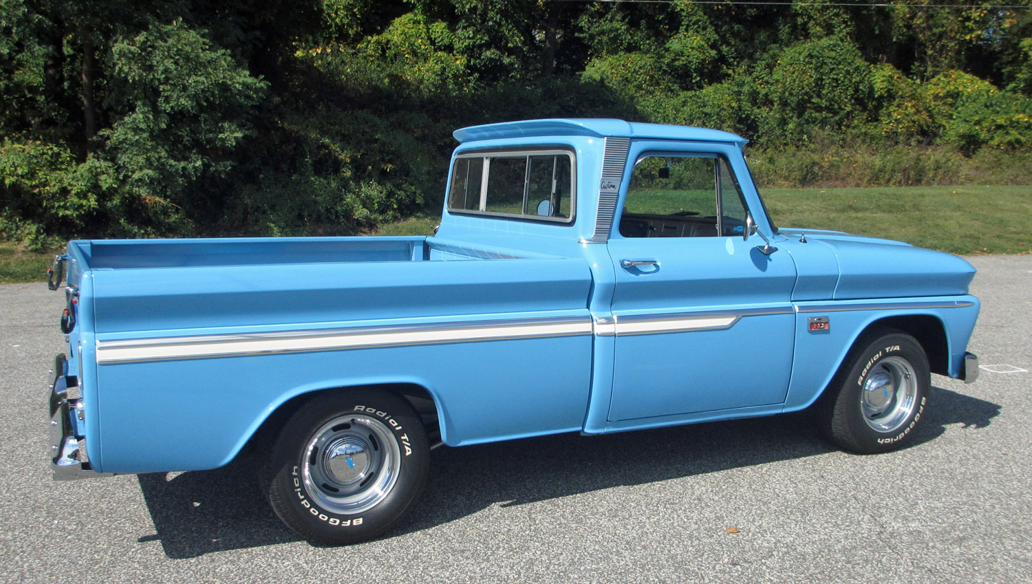 1966 Chevrolet 1 2 Ton Pickup Connors Motorcar Company C10 Truck