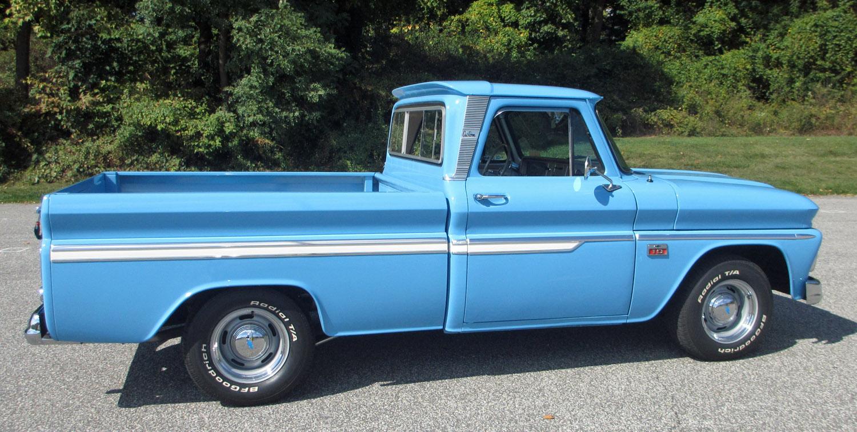1966 Chevrolet 1/2-Ton Pickup
