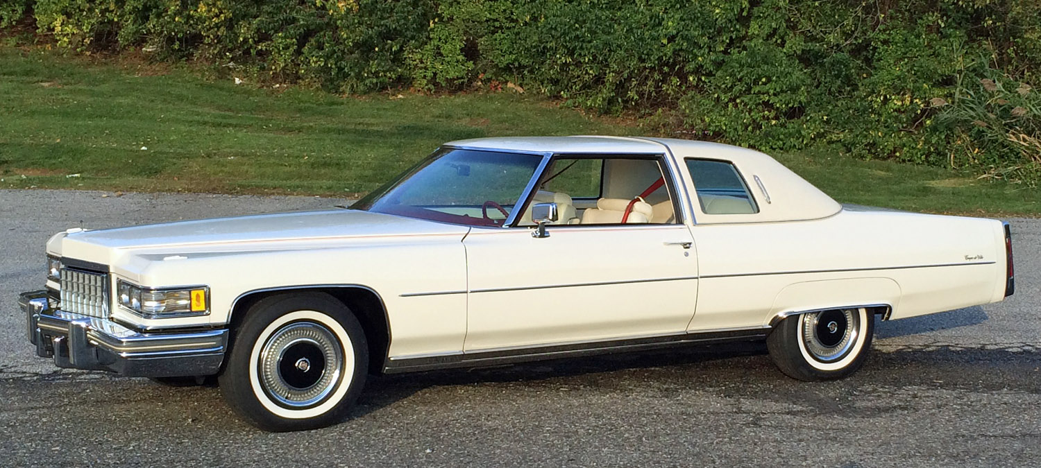 1976 Cadillac Coupe Deville Connors Motorcar Company