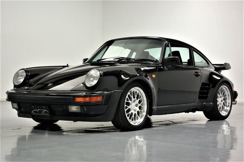 1984 Porsche 930 For Sale