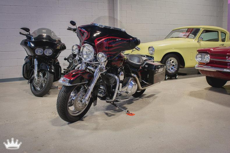 2002 Harley Davidson Police Special