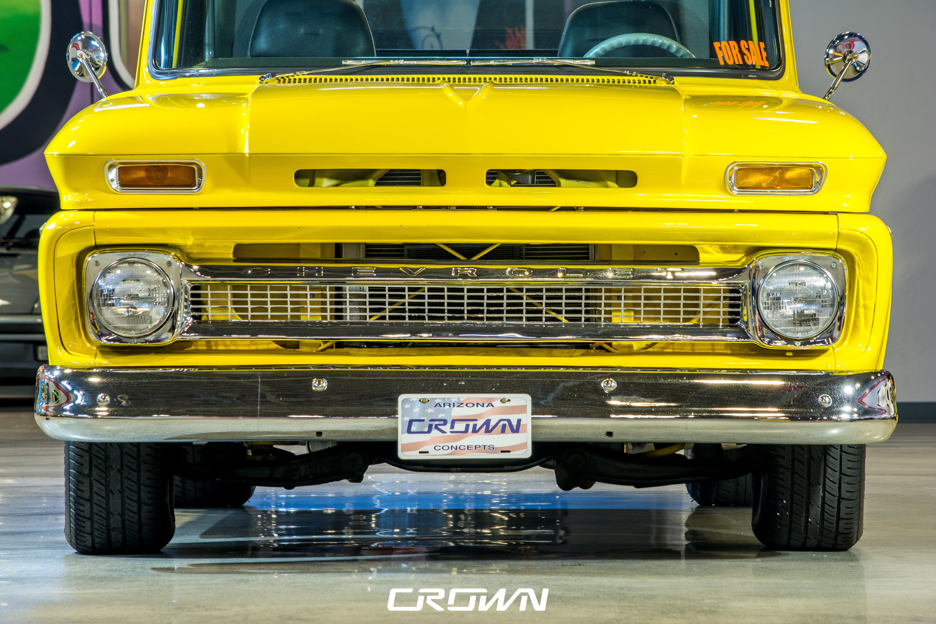 1964 Chevrolet C10 For Sale 78626 Mcg Chevy Truck Grille
