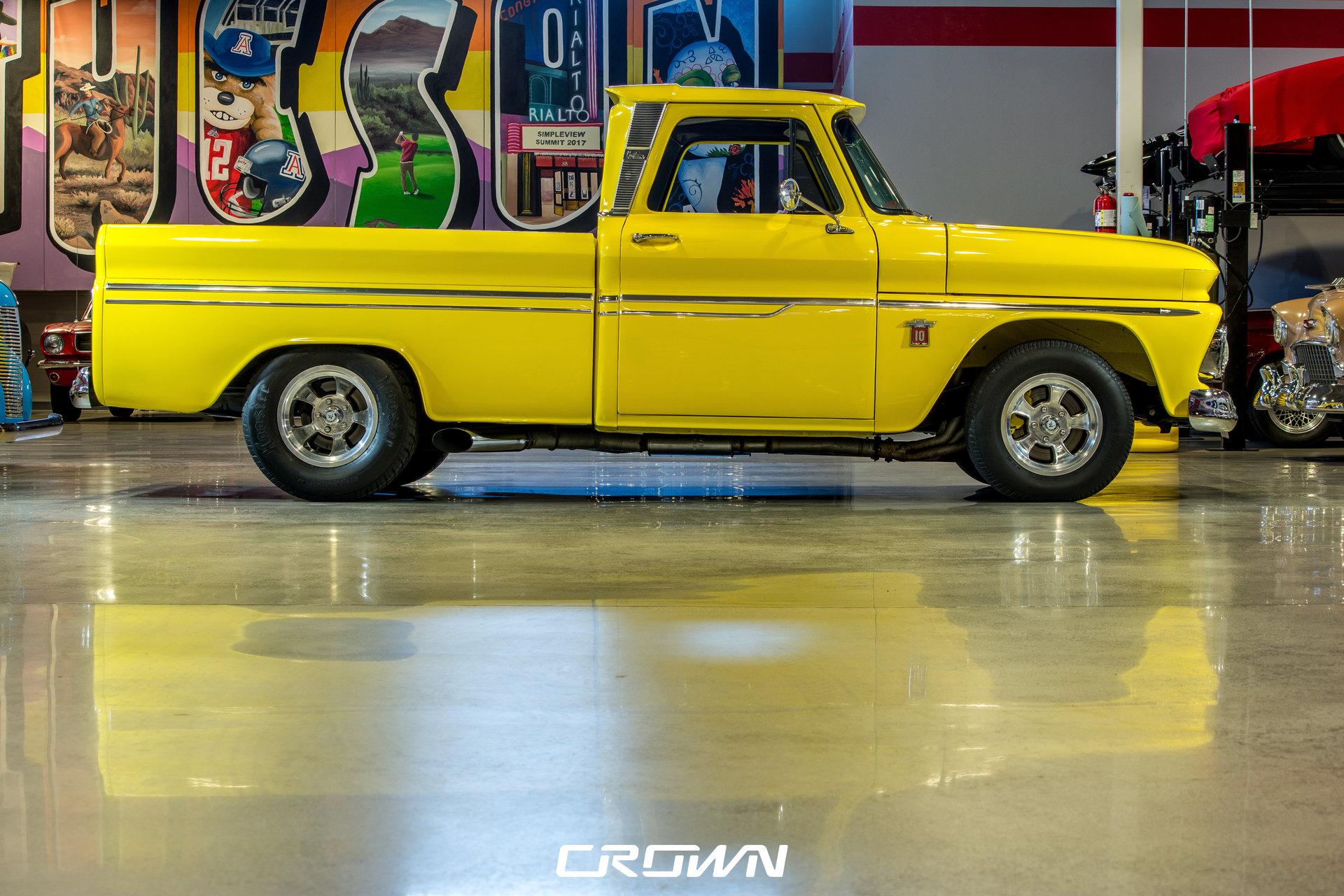 1964 Chevrolet C10 | Crown Concepts