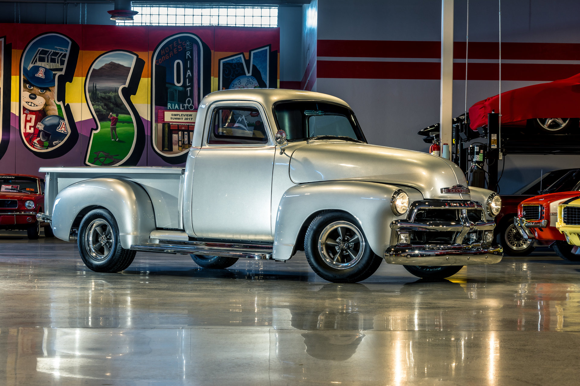 2922fd5de37a hd 1954 chevrolet 1 2 ton pickup