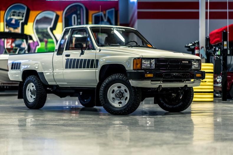 1985 Toyota SR5