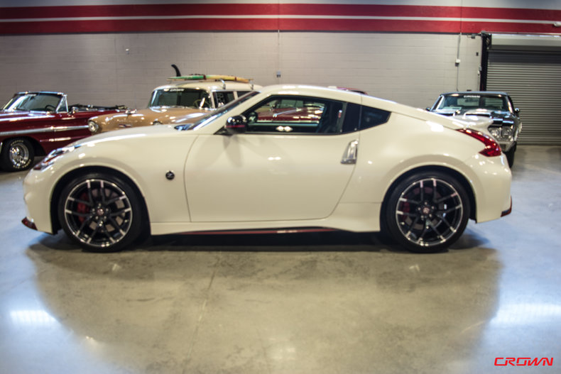 2015 Nissan 370Z | Crown Concepts