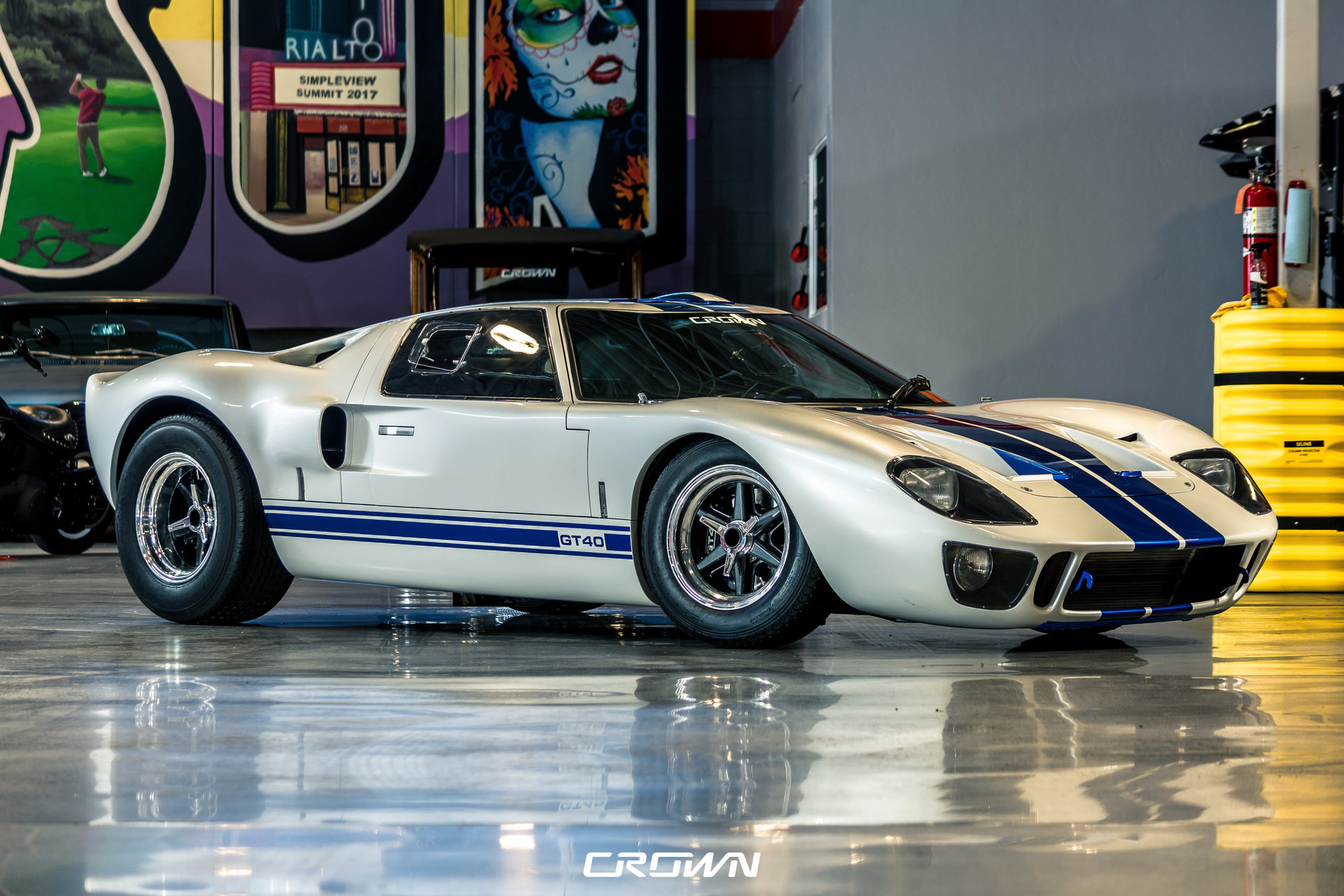 3093a438ff5c hd 1965 superformance gt 40 mk1
