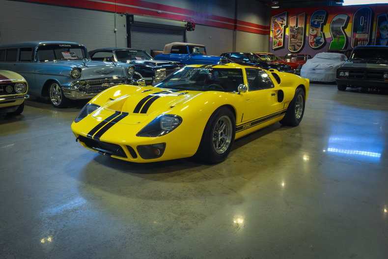 1966 Superformance GT 40