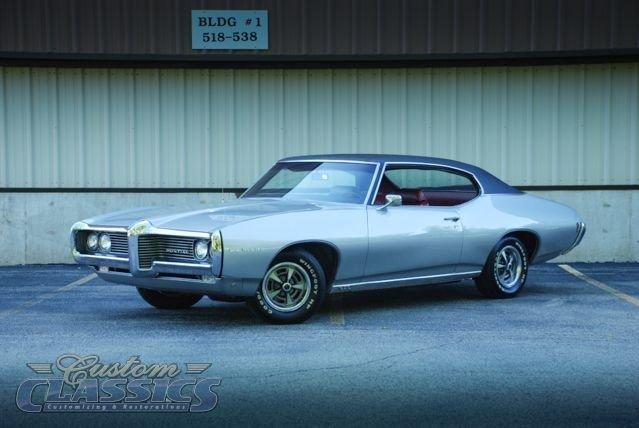 1969 Pontiac LeMans
