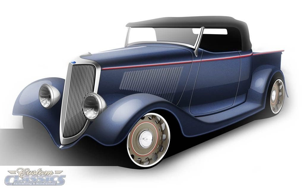 1934 Ford Ford