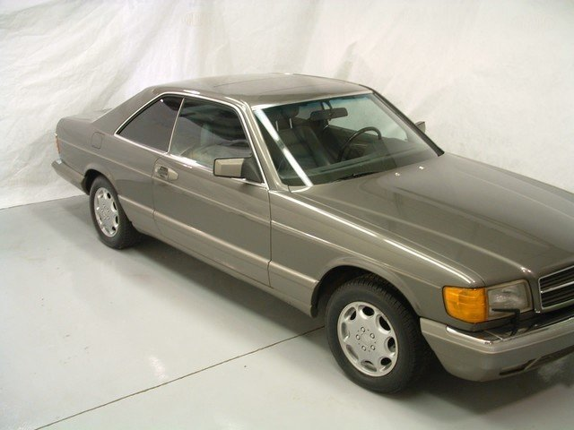 1989 Mercedes 560