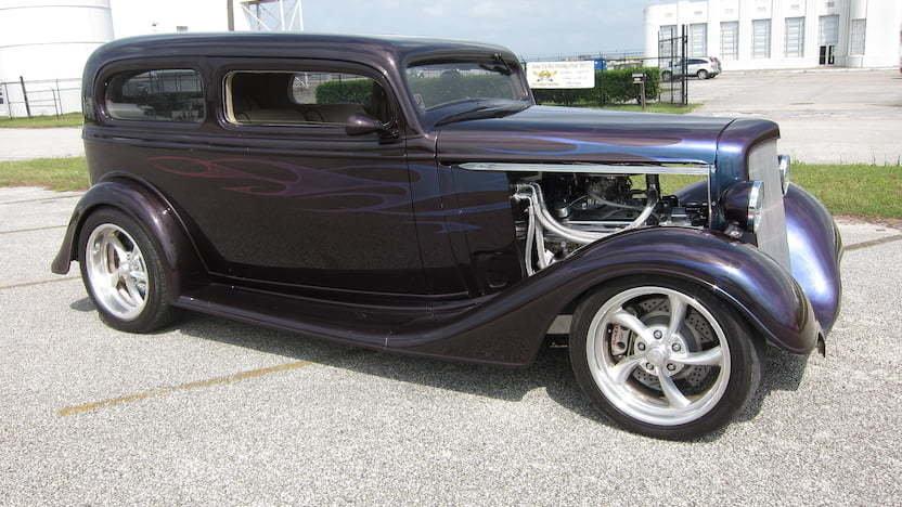 1934 Chevrolet Outlaw Street Rod