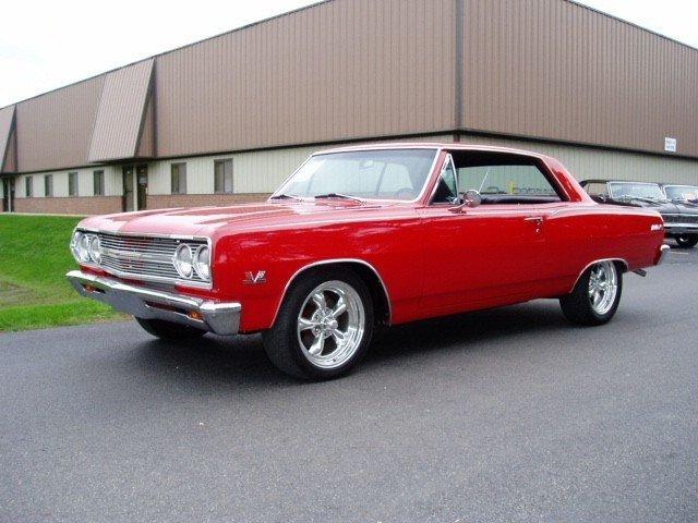 1965 Chevrolet SS