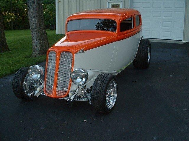 1933 Pontiac GTO