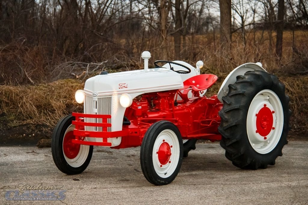 1946 Ford Tractor
