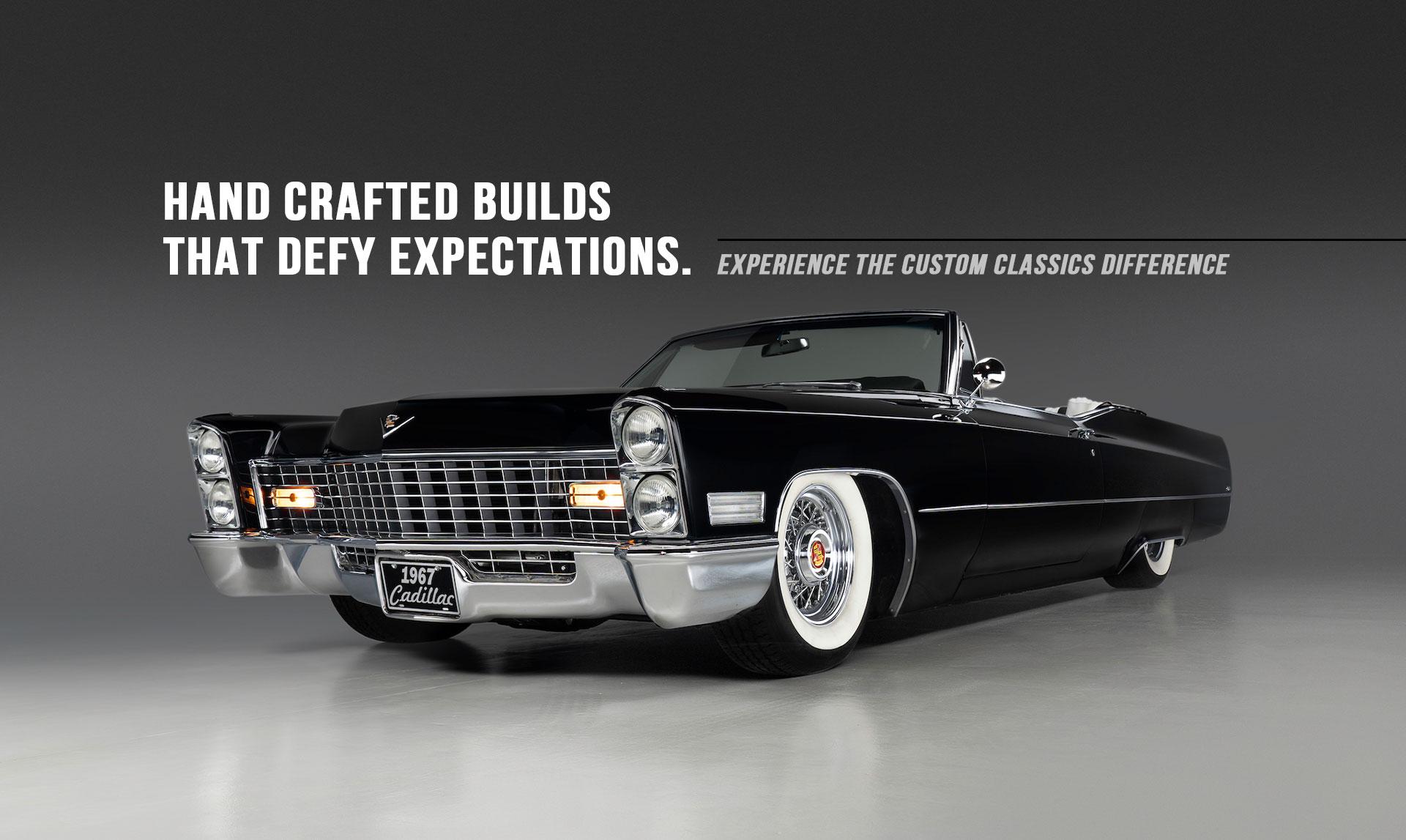 Custom Car Restoration Shop Custom Car Builder