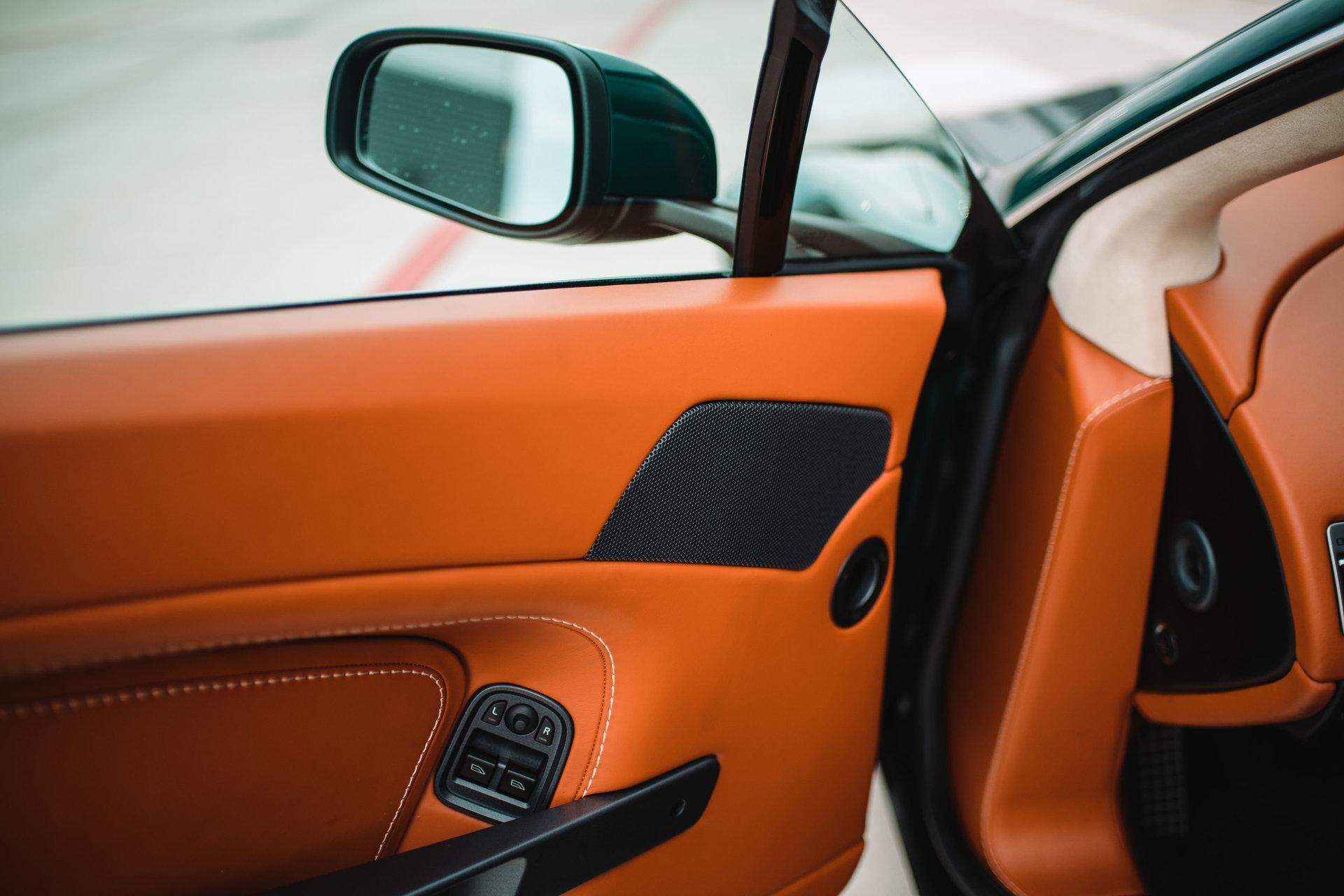 2007 Aston Martin Vantage 2dr Cpe Manual for sale