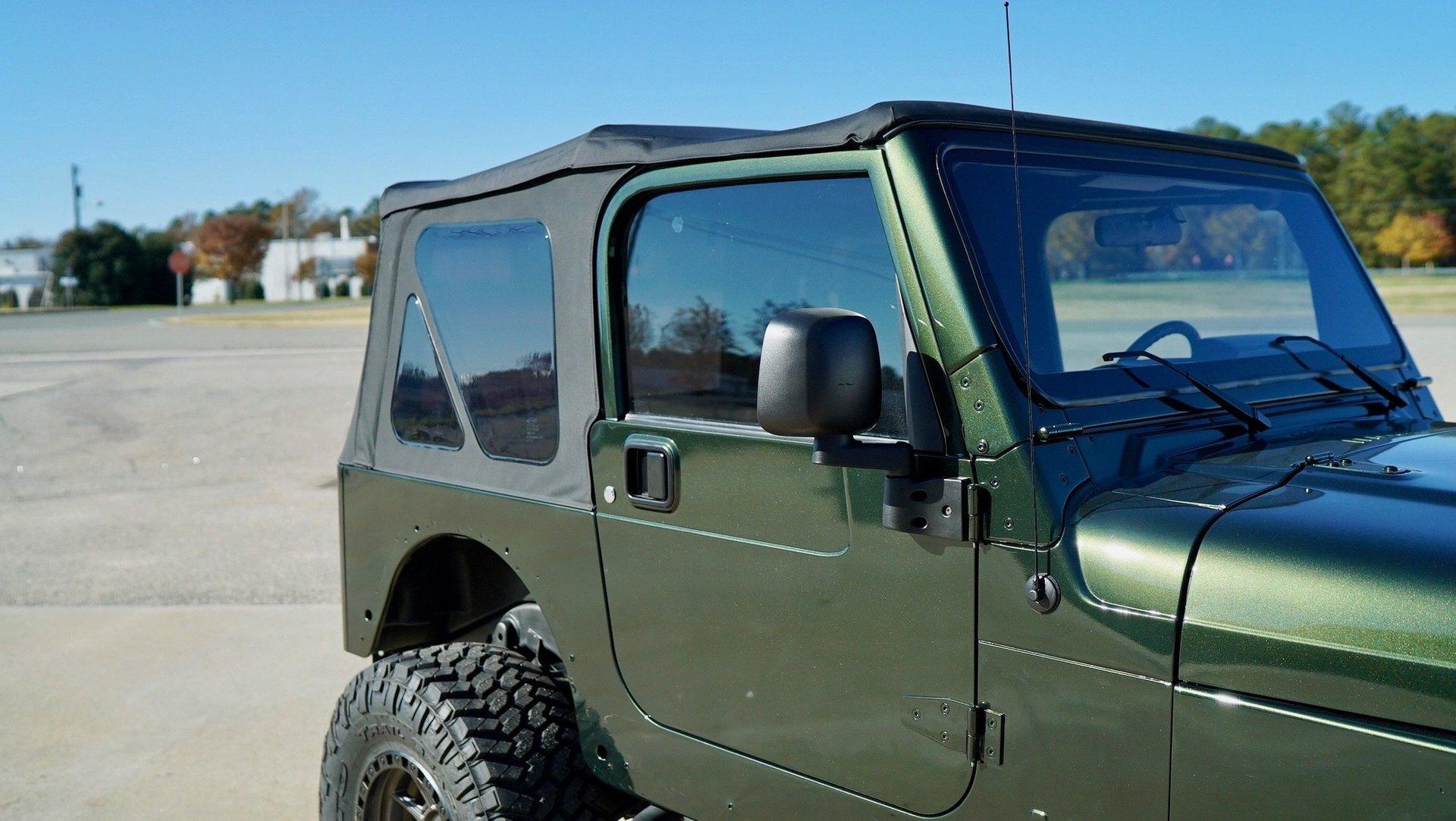 2005 Jeep Wrangler Willys Ebay Emissions Wiring 7708 Davis Autosports