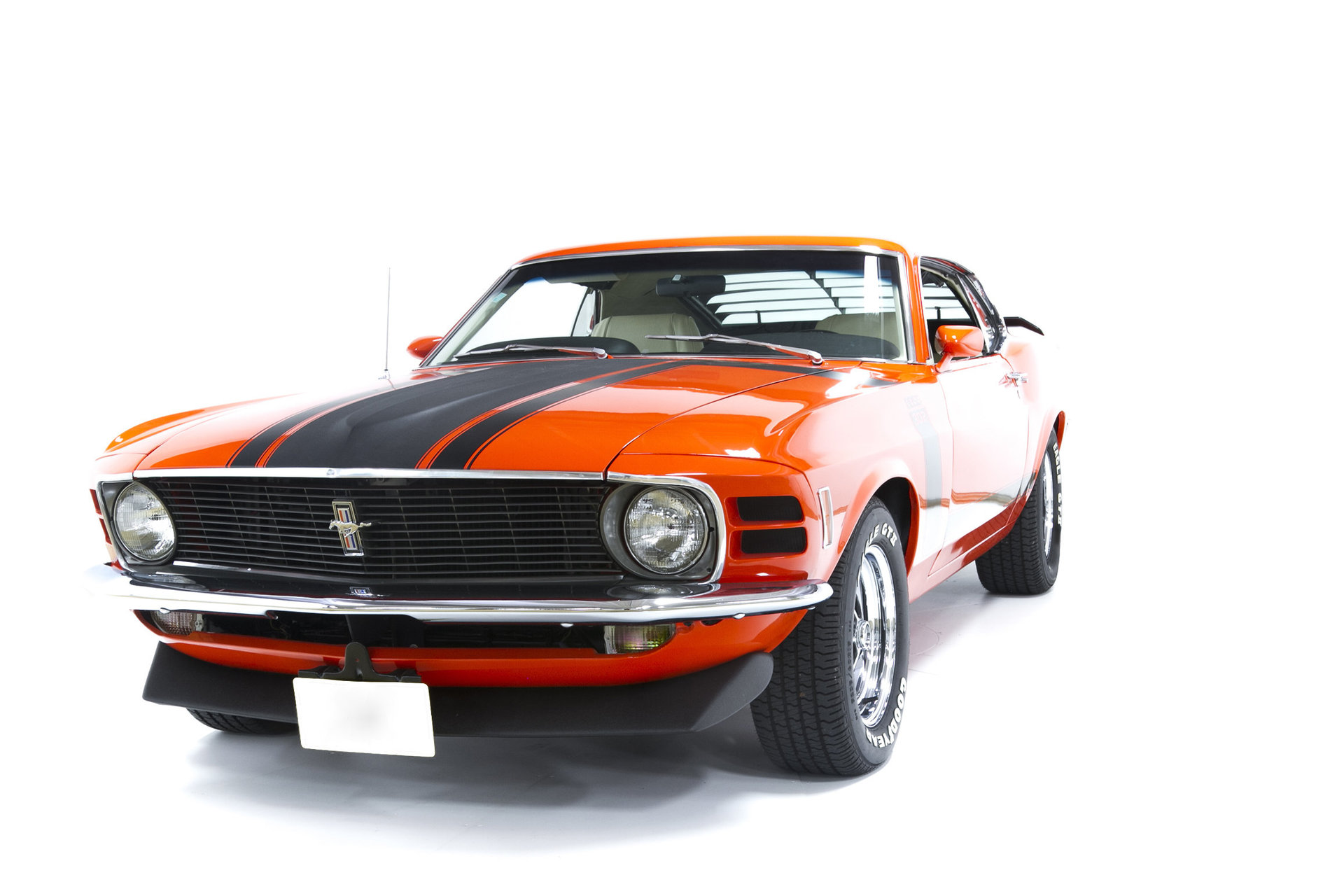 1970 Ford Mustang Boss 302 For Sale 83427 Mcg