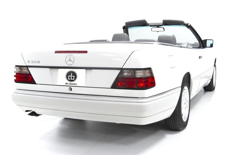 1995 mercedes benz e320 cabriolet for sale 83442 mcg for 1995 mercedes benz e320 convertible for sale